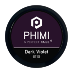 PHIMI color gel dark violet cover