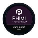 PHIMI color gel dark violet cover