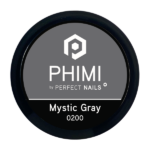 PHIMI color gel mystic grey cover