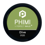 PHIMI color gel olive cover