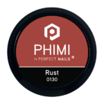 PHIMI color gel rust cover