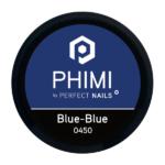 PHIMI color gel blue-blue cover
