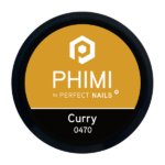 PHIMI color gel curry cover