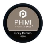 PHIMI color gel grey brown cover