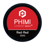 PHIMI color gel red-red cover