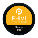 PHIMI color gel sunny cover