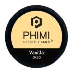 PHIMI color gel vanilla cover